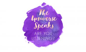 The Universe Speaks – Get A Personalized Love Oracle Message!