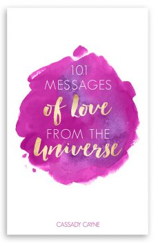 101 Messages of Love From The Universe Book