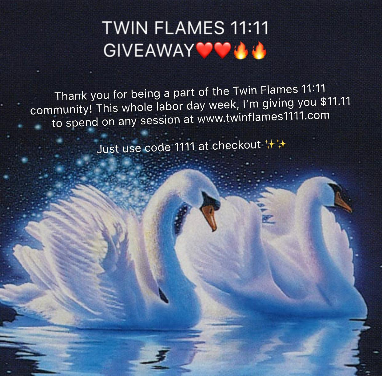 Twin Flame Energy Forecast 2nd-8th September:
